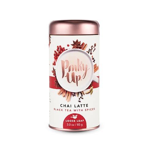 Pinky Up Chai Latte Tea